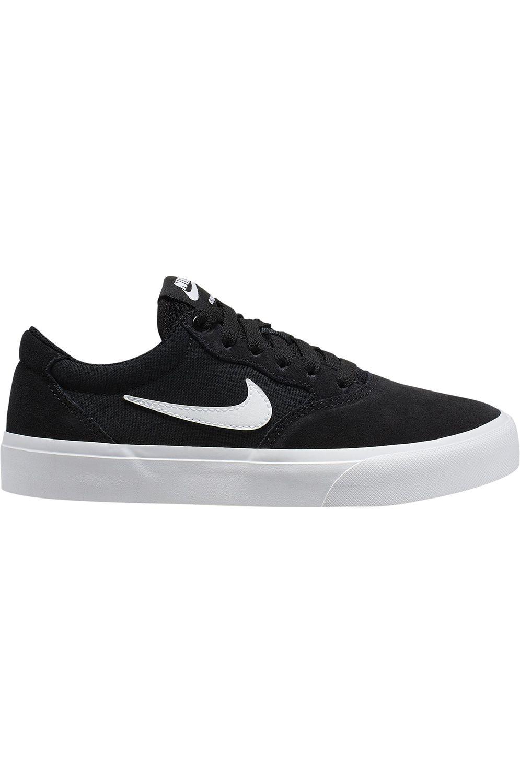 Nike Sb Shoes CHRON (GS) Black/White