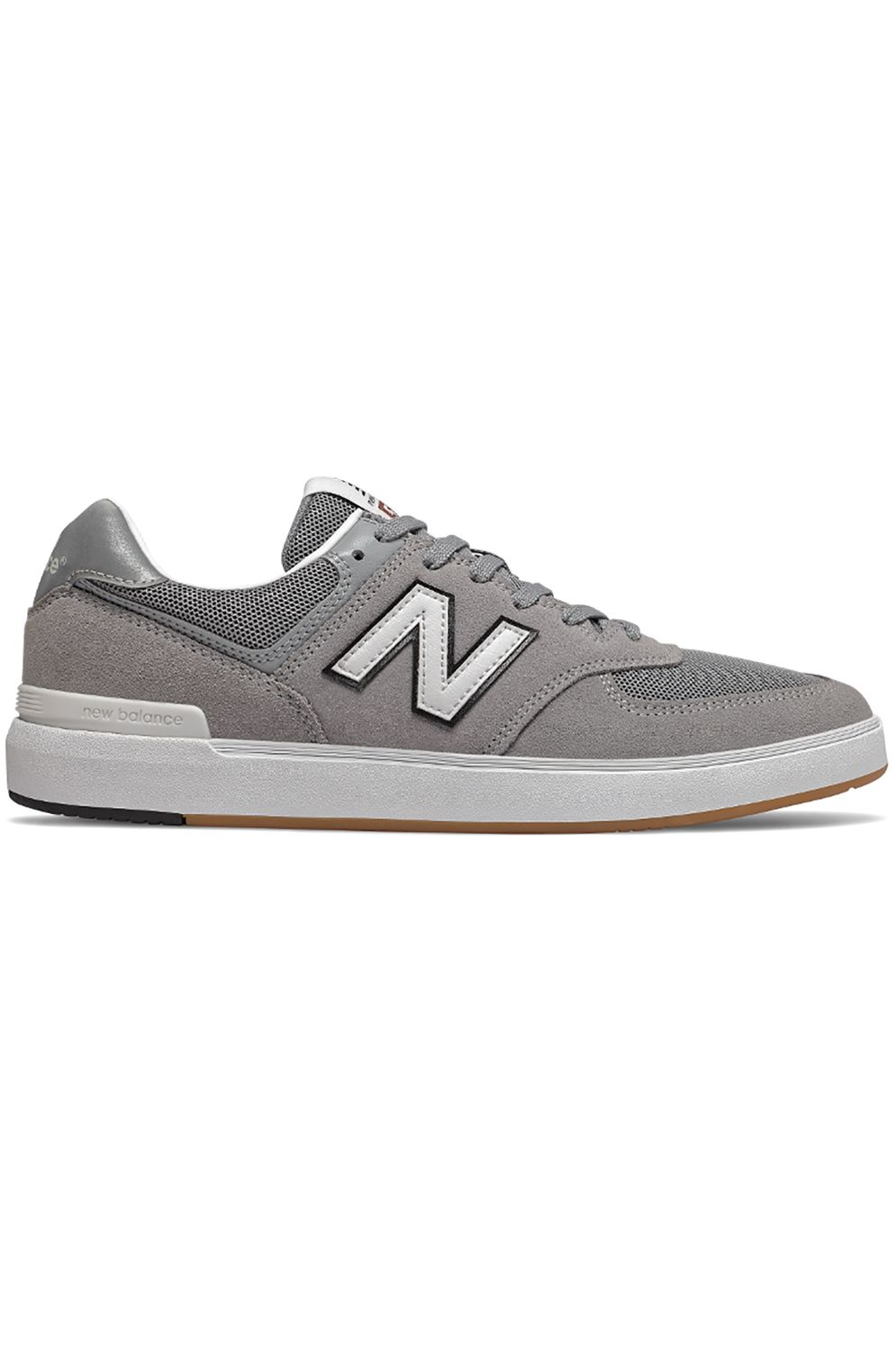 b939728dc3 Tenis New Balance AM574 Steel Grey