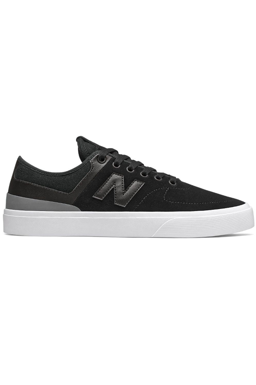 96c7f657336 Tenis New Balance NM379 Black Grey