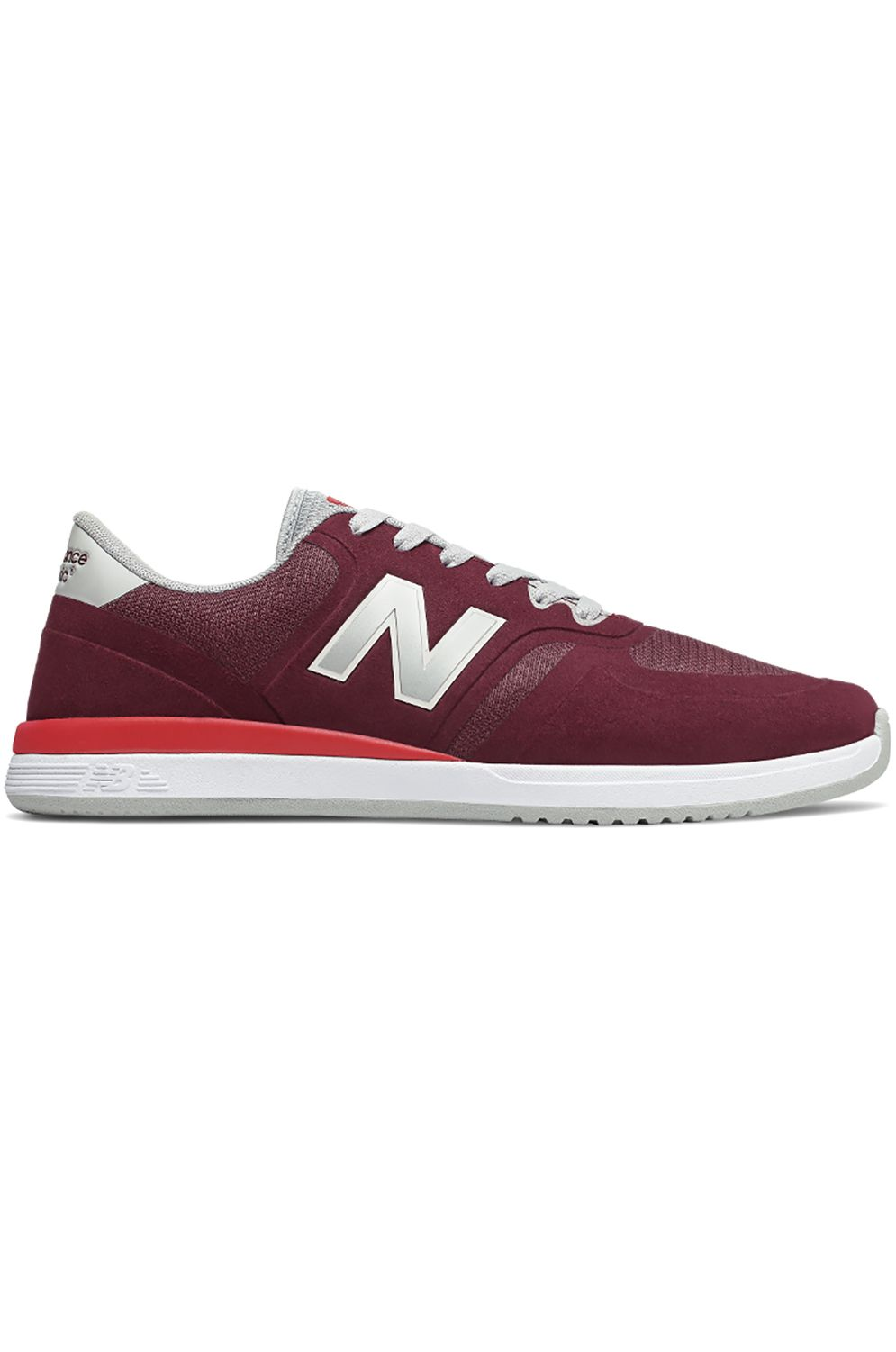 Tenis New Balance NM420 Burgundy