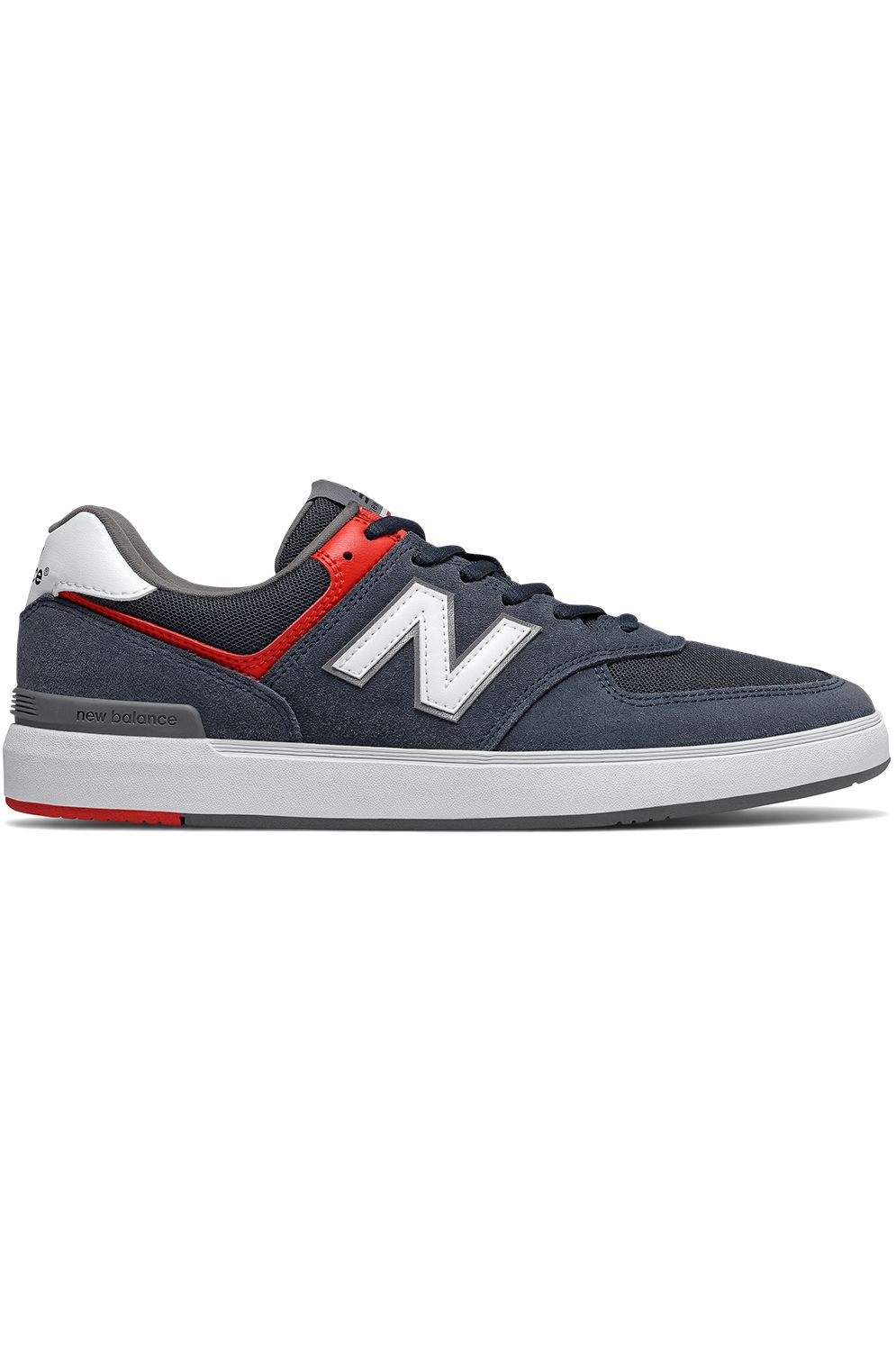 Tenis New Balance AM574 Navy/Red