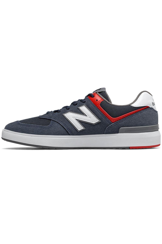 Tenis New Balance AM574 Navy/Red