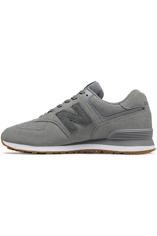 Tenis New Balance ML574 Grey/White