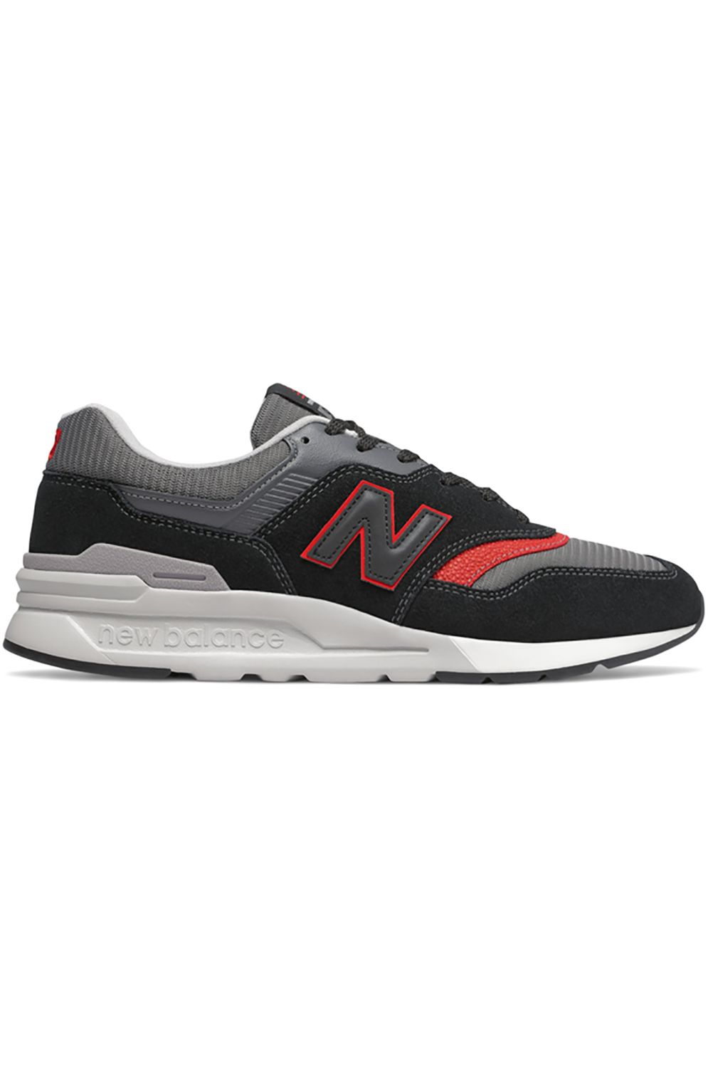 Tenis New Balance CM997 Black/Grey
