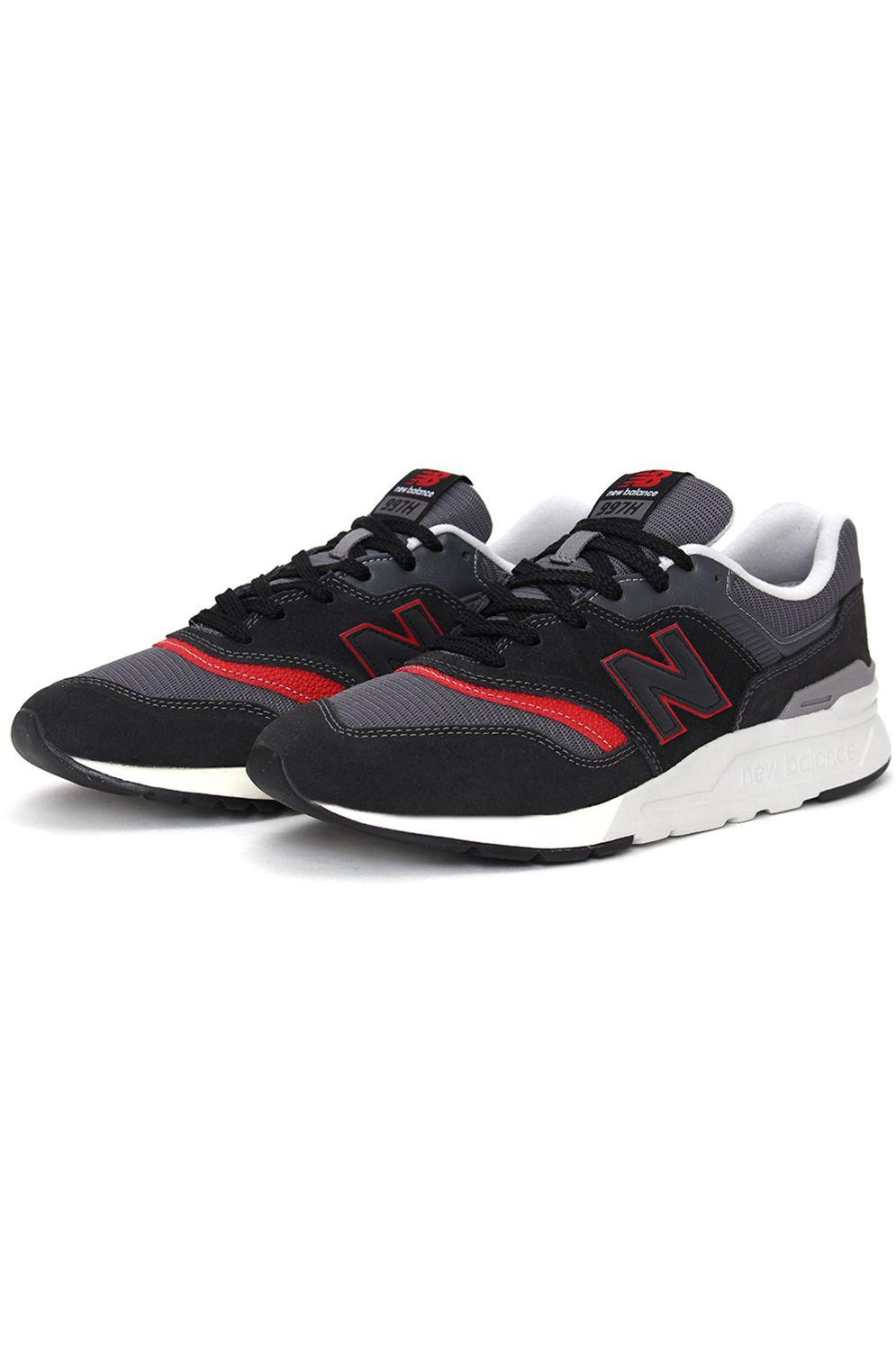 Tenis New Balance CM997 Black/Grey