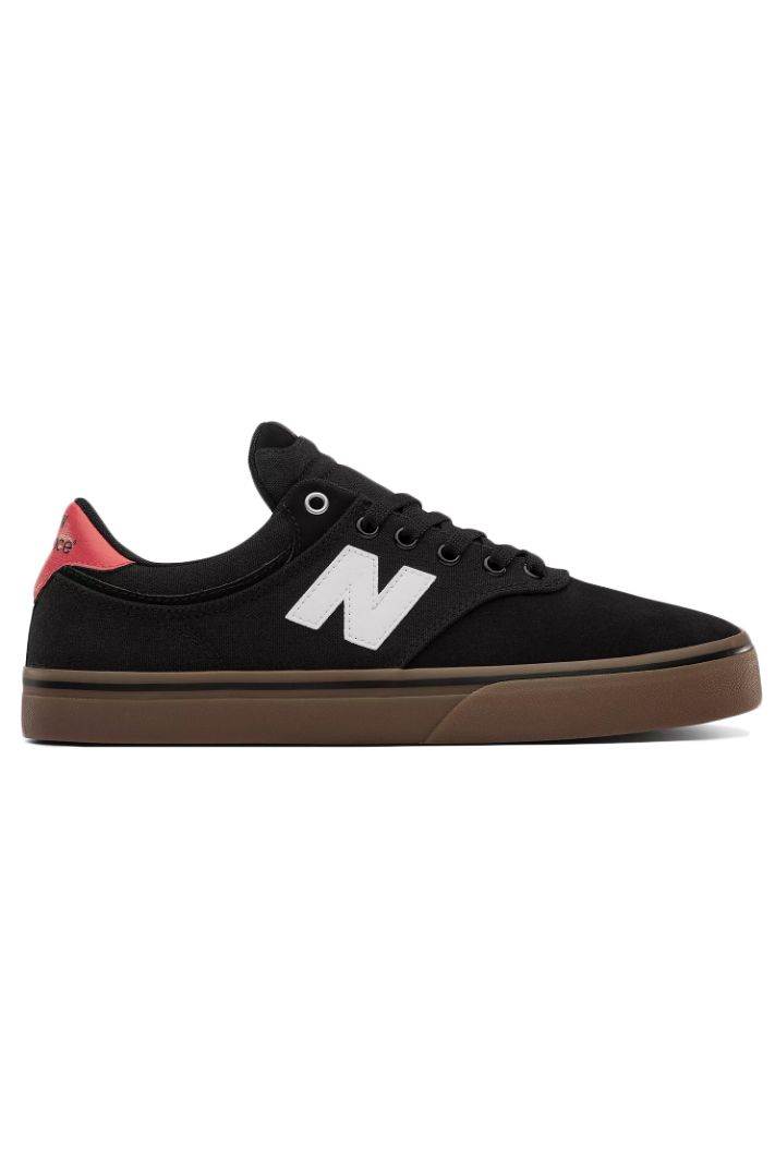 Tenis New Balance NM255 Black/White