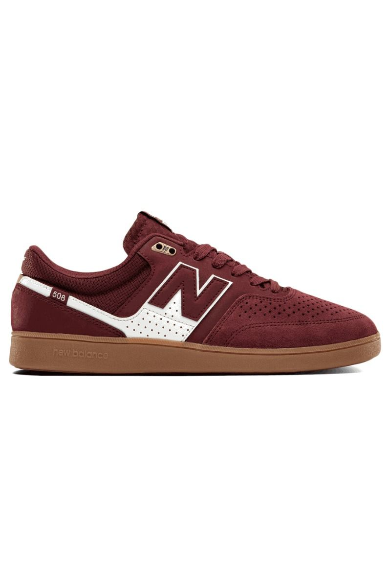 Tenis New Balance NM508 Burgundy