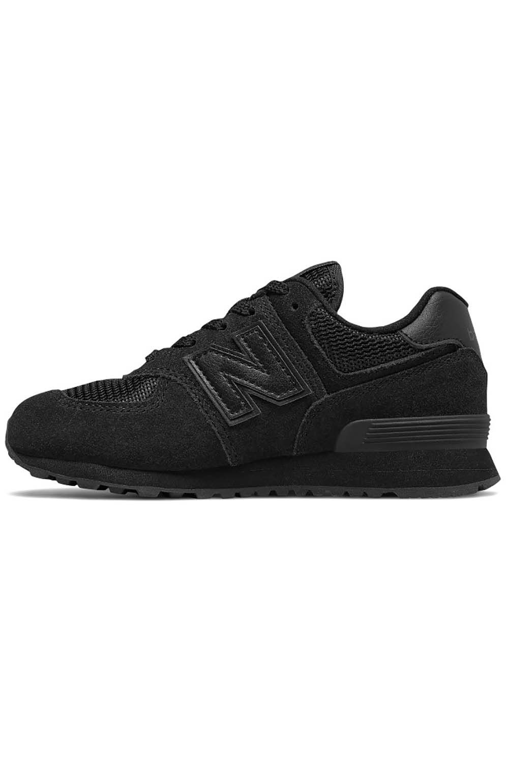 85b42aacabf ... New Balance Shoes GC574 Black Black(911)