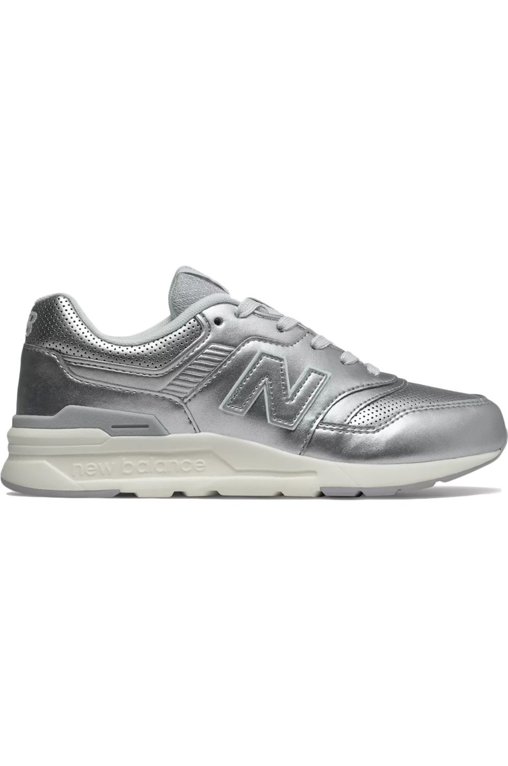 New Balance Shoes GR997 Silver