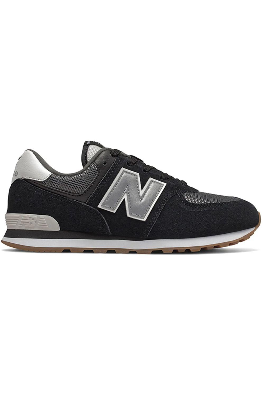 New Balance Shoes 574 CLASSIC KIDS Black
