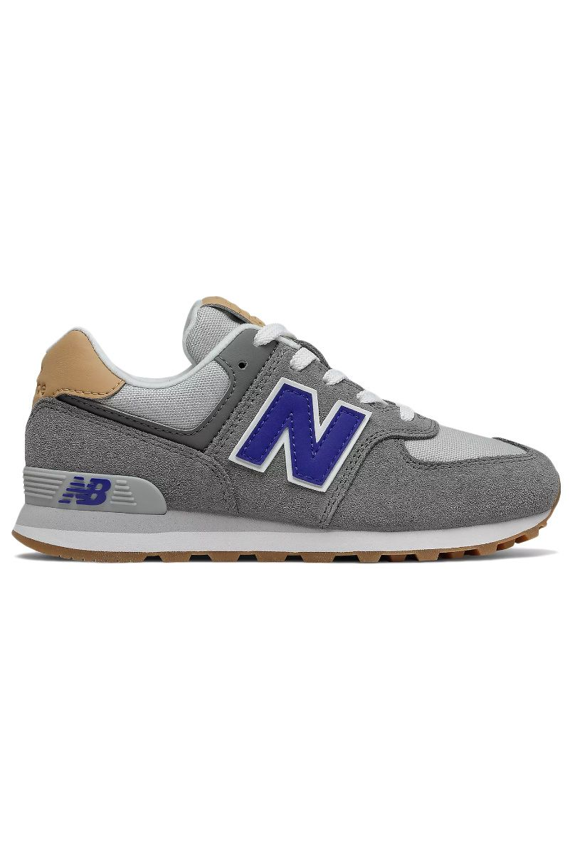 Tenis New Balance GC574 Grey
