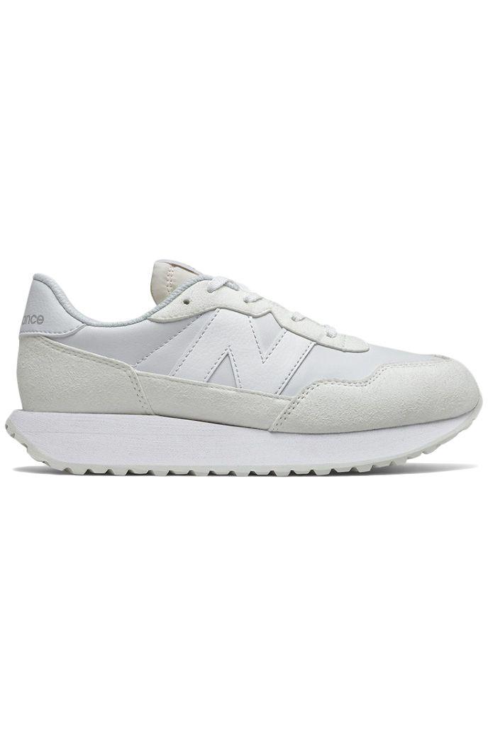New Balance Shoes GS237WT1 White