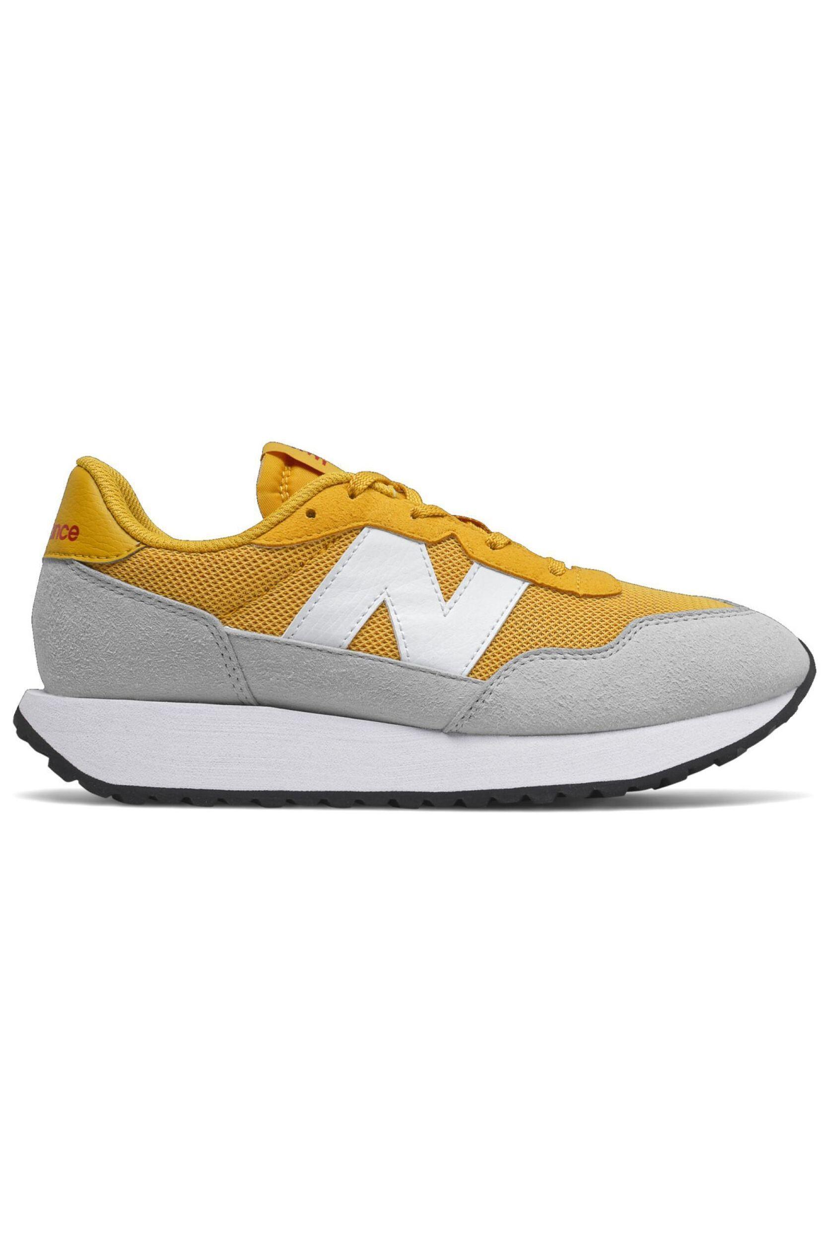New Balance Shoes GS237HG1 Harvest Gold