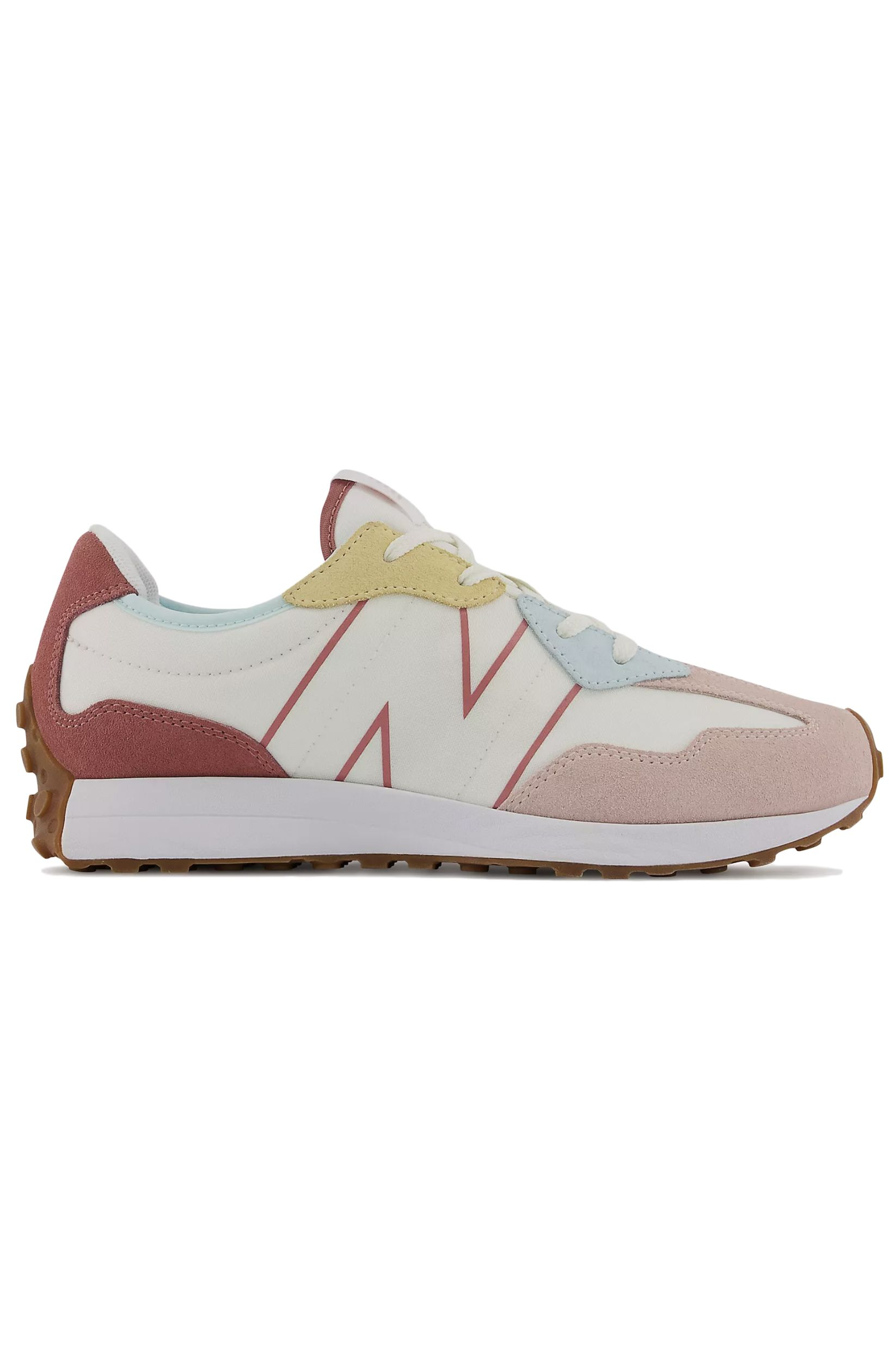 Tenis New Balance GS327HG1 Oyster Pink
