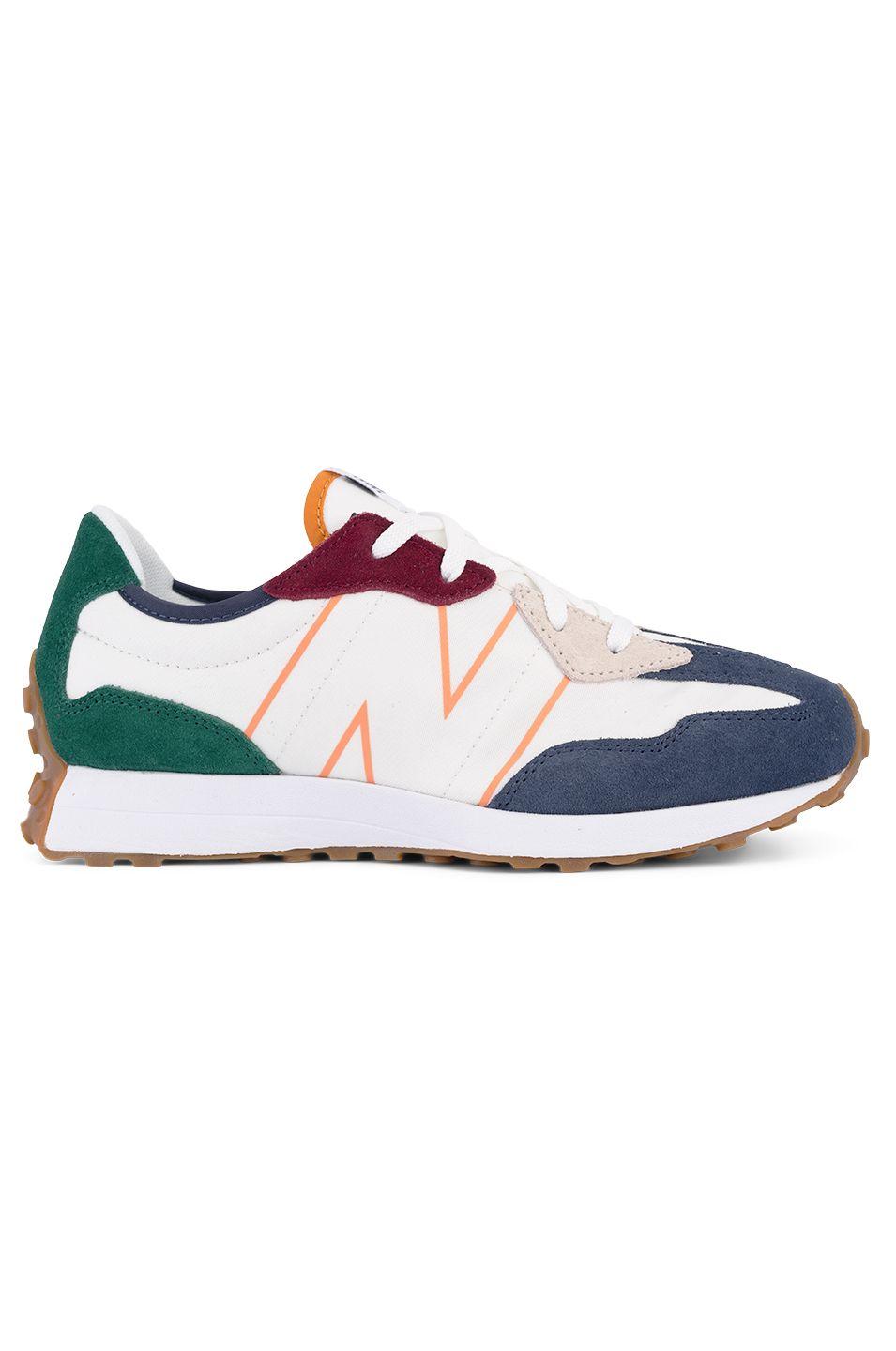 Tenis New Balance GS327HH1 Natural Indigo