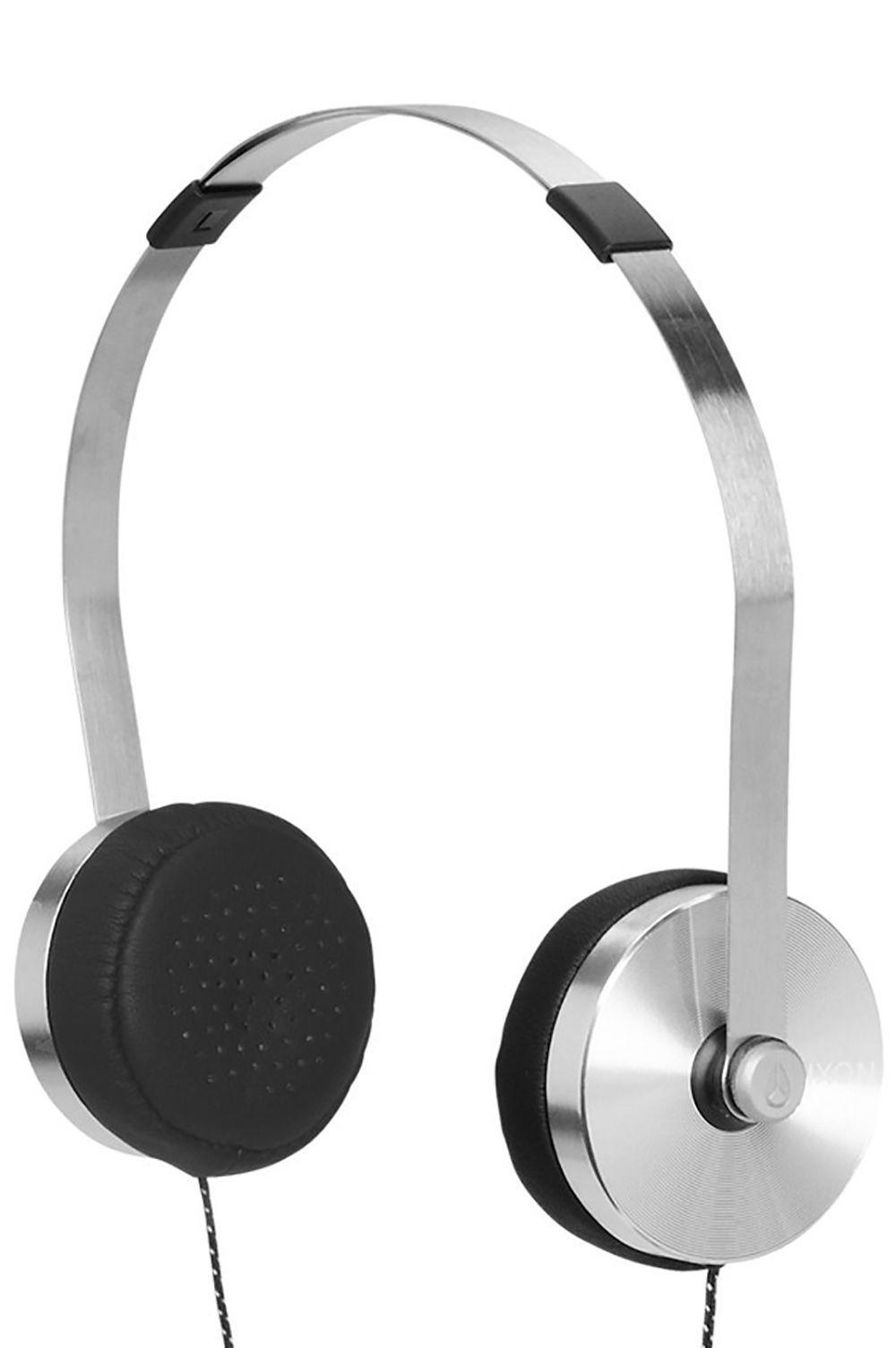 HeadPhones Nixon APOLLO Silver Black