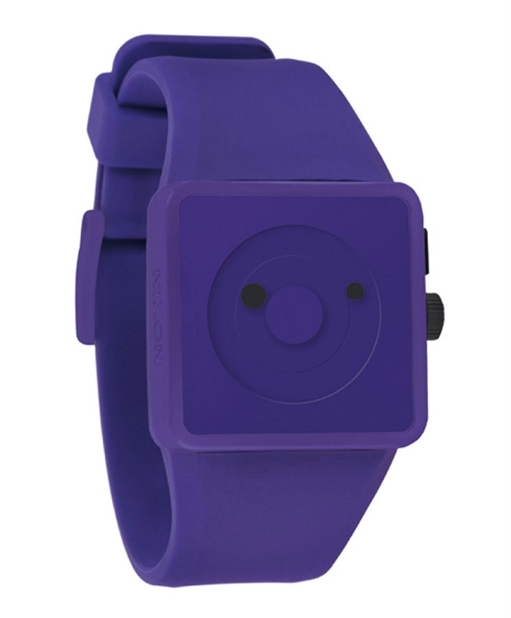 Nixon Watch NEWTON Purple