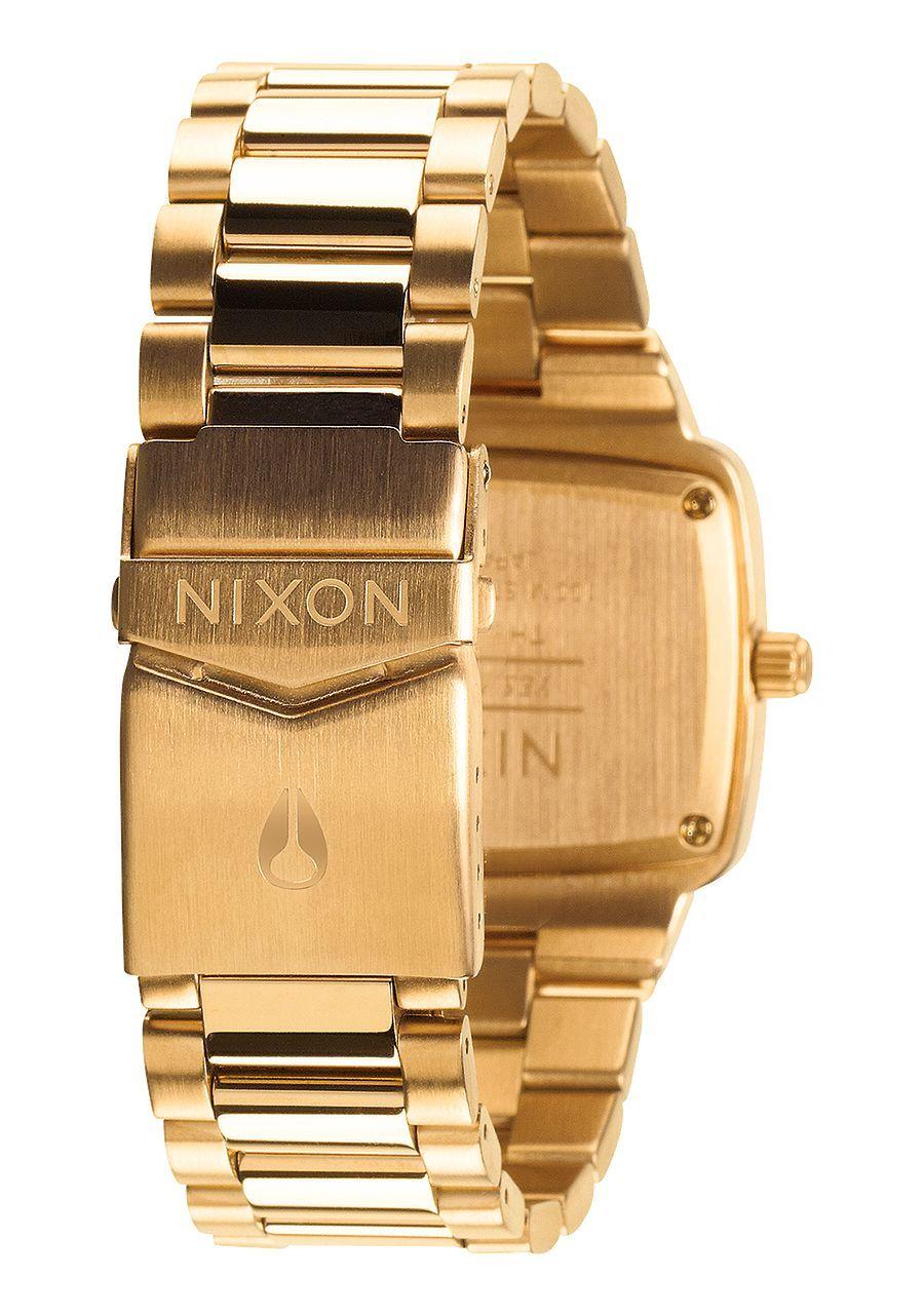 Nixon Watch PLAYER Gold/Gold