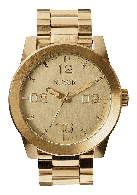 Relogio Nixon CORPORAL SS All Gold