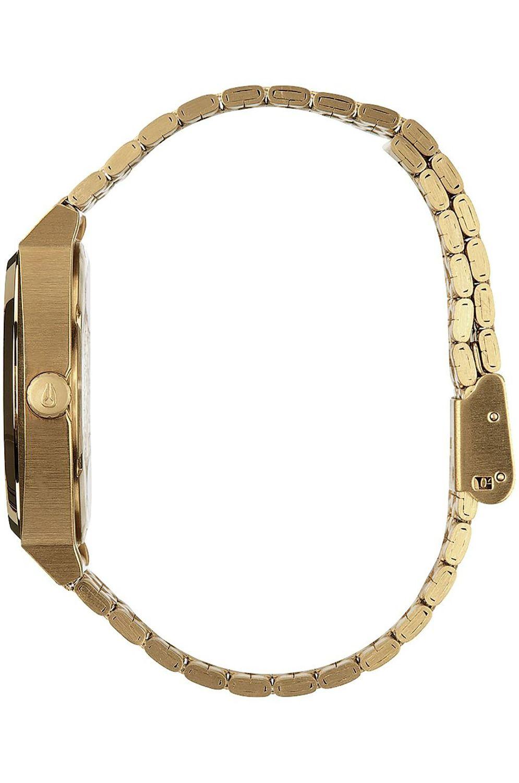 Nixon Watch TIME TELLER All Light Gold/Cobalt