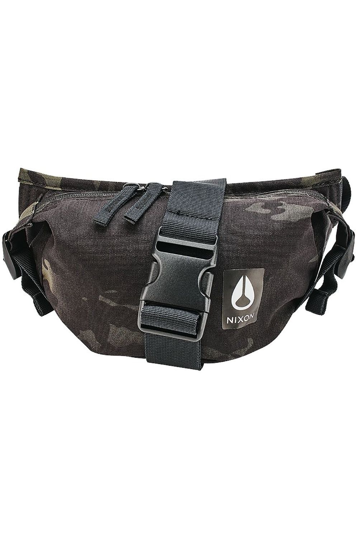 Nixon Waist Bag TRESTLES Black Multicam
