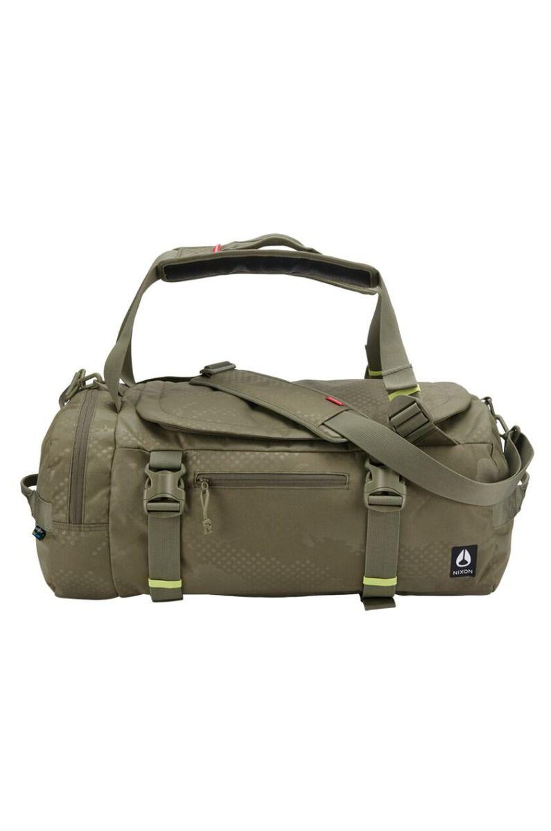 Nixon Bag ESCAPE DUFFEL 45L Olive Dot Camo