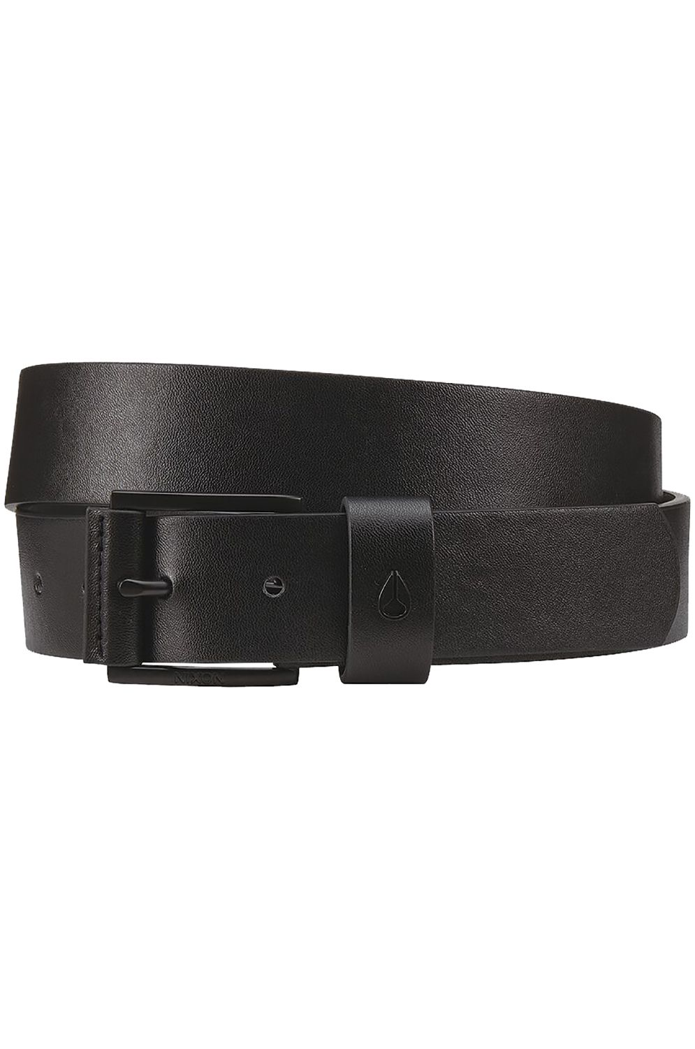 Nixon Belt AMERICANA VEGAN All Black
