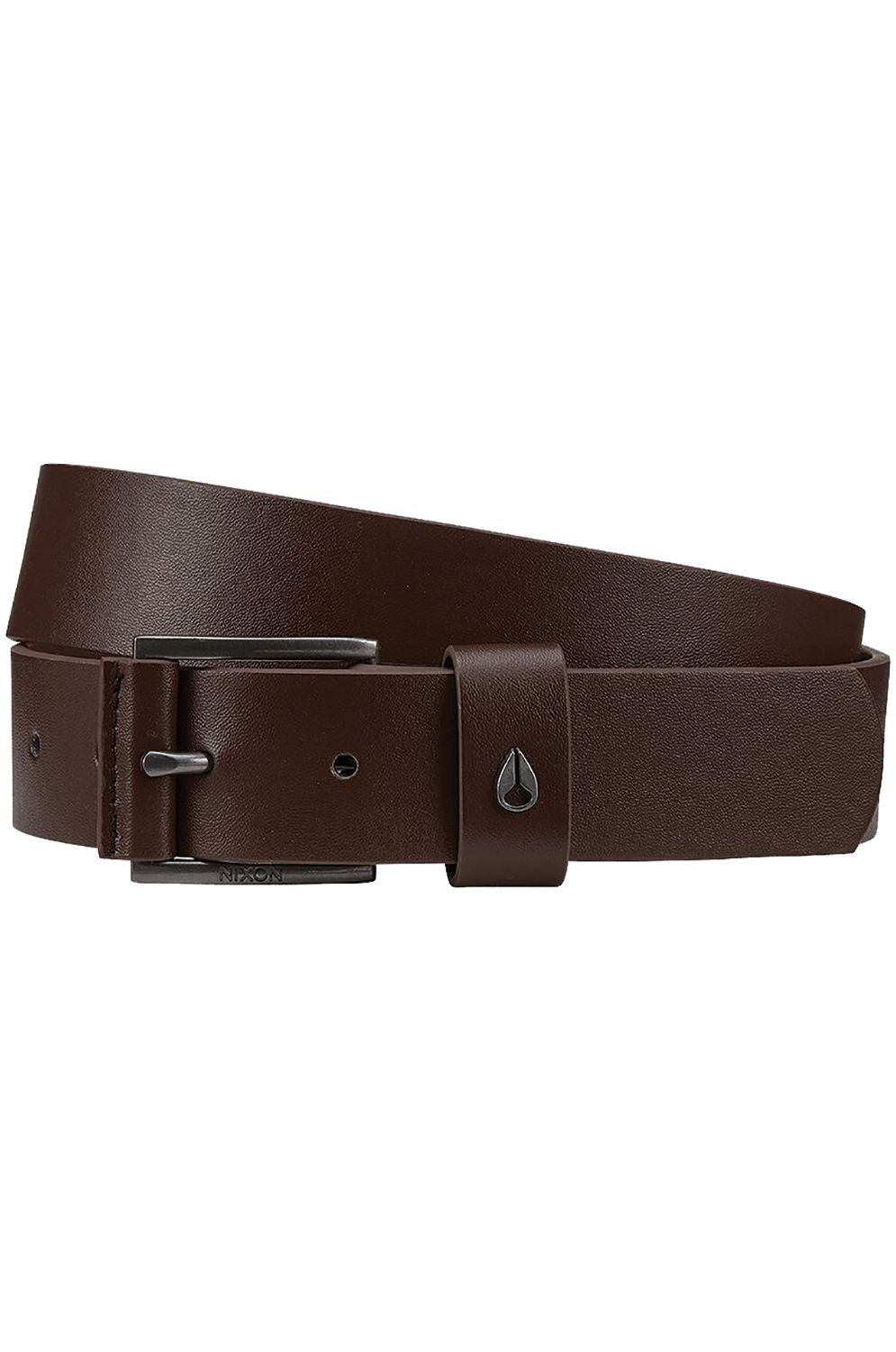 Nixon Belt AMERICANA VEGAN Brown