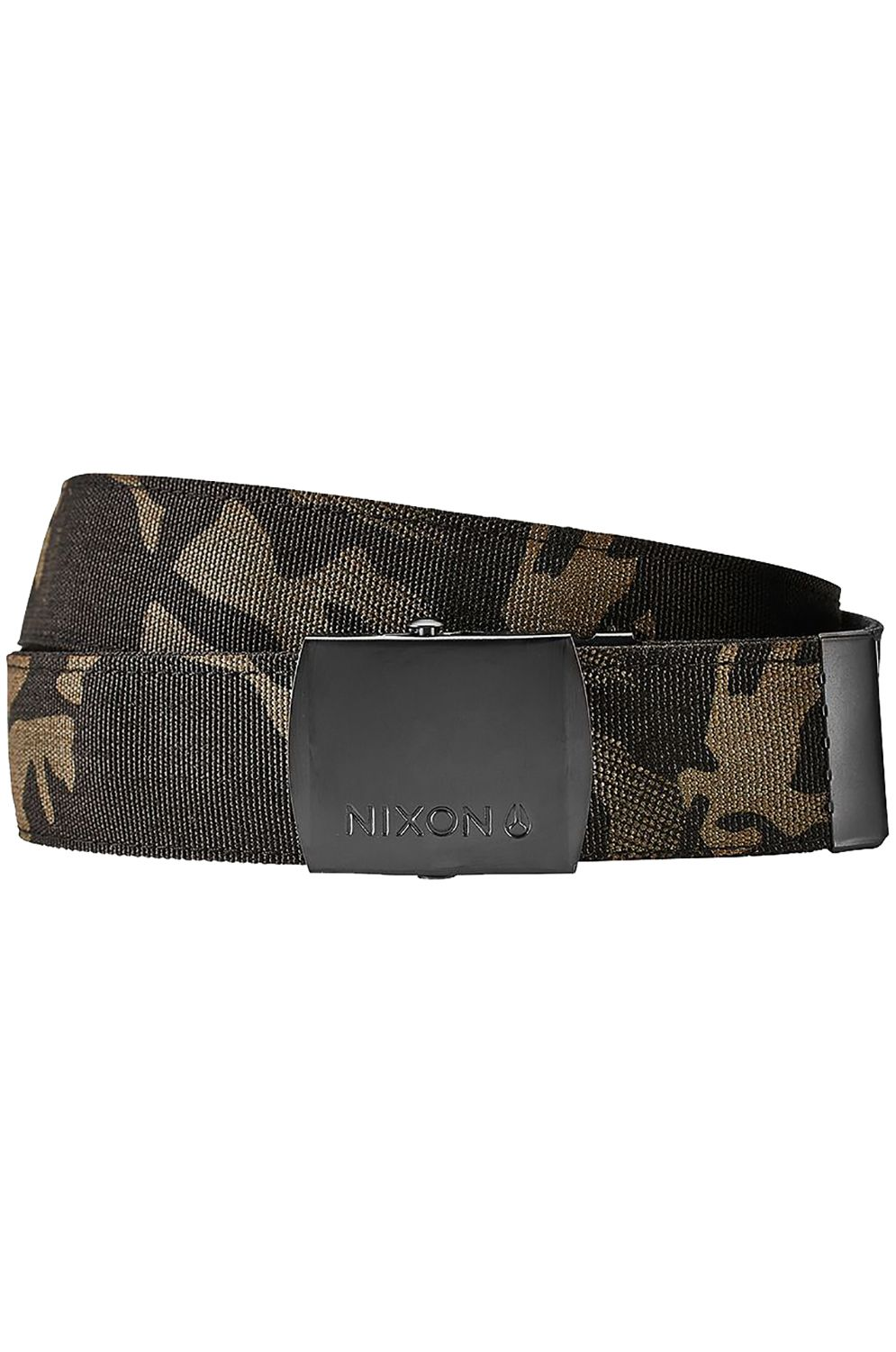 Nixon Belt BASIS Black Multicam