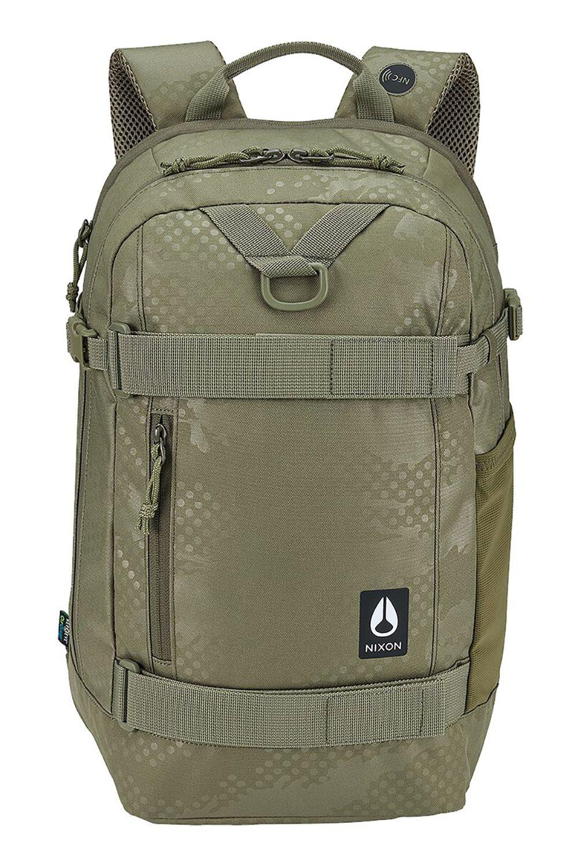 Nixon Backpack GAMMA BACKPACK Olive Dot Camo