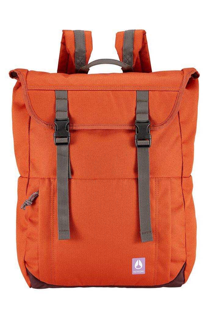 Nixon Backpack MODE Vintage Orange Multi