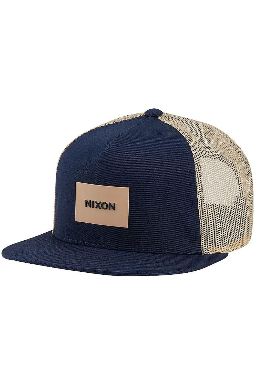 Bone Nixon TEAM TRUCKER Navy Khaki 5f90245292c