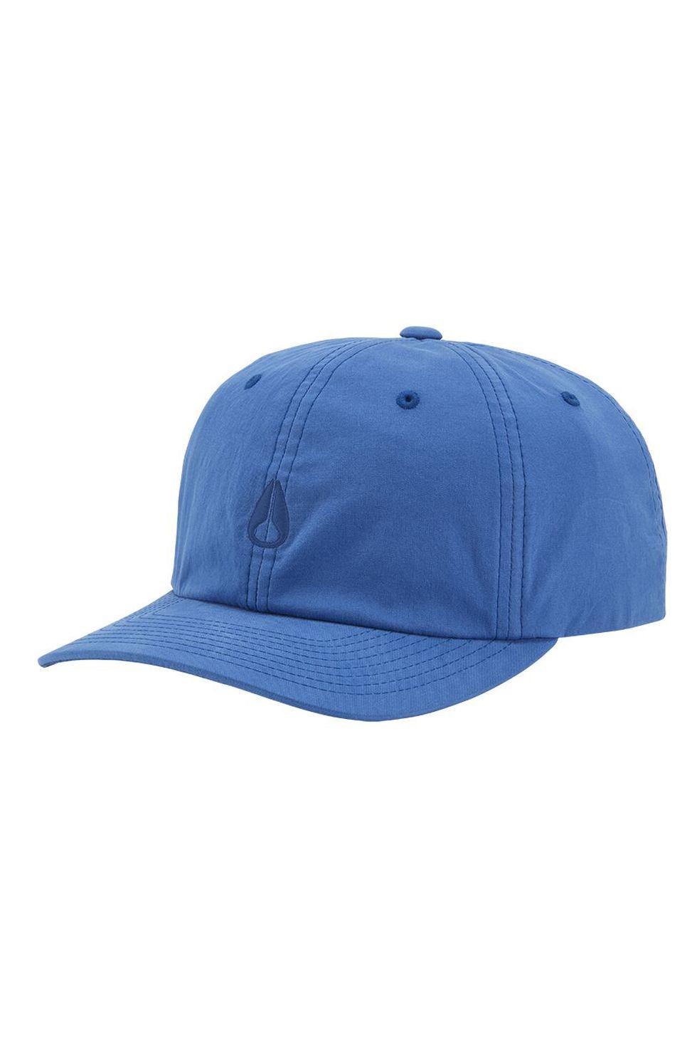 Bone Nixon AGENT STRAPBACK HAT Horizon Blue