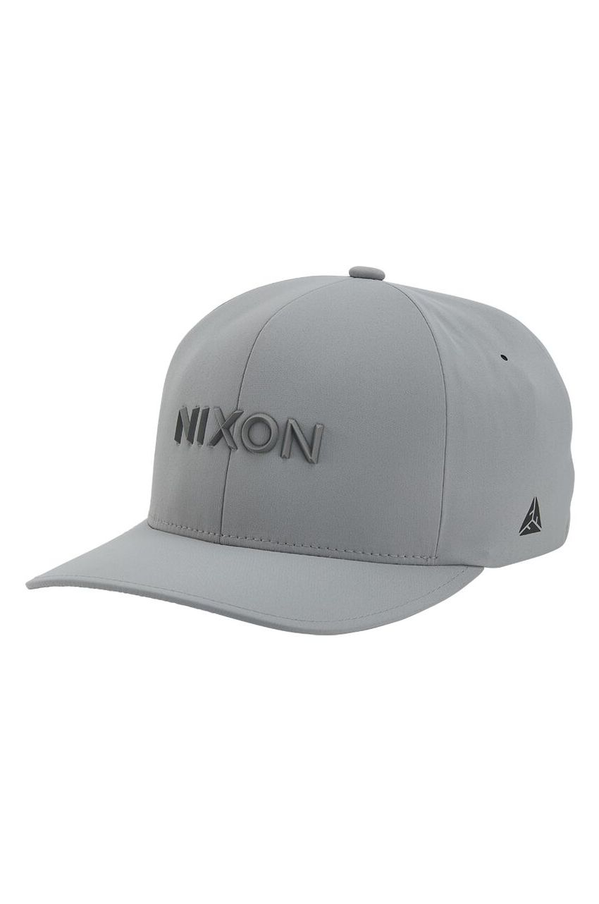 Bone Nixon DELTA FF HAT Silver
