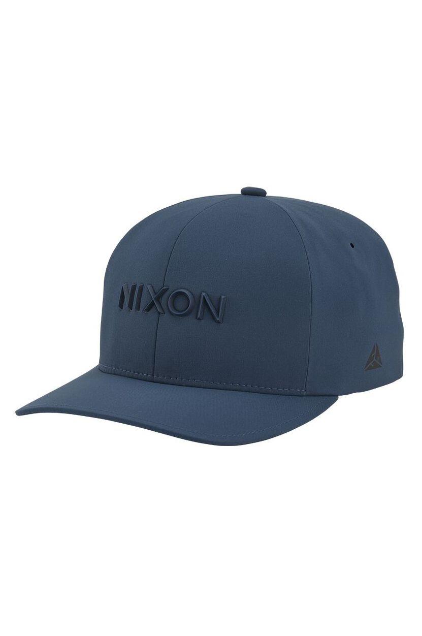 Bone Nixon DELTA FF HAT Horizon Blue