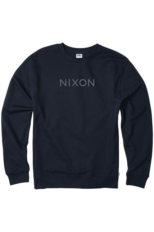 Sweat Basica Nixon WORDMARK Navy