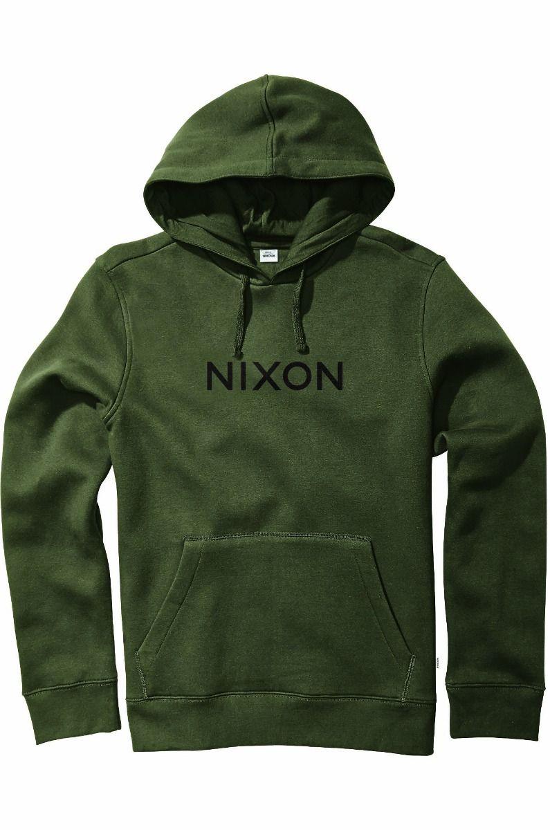 Sweat Capuz Nixon WORDMARK Surplus