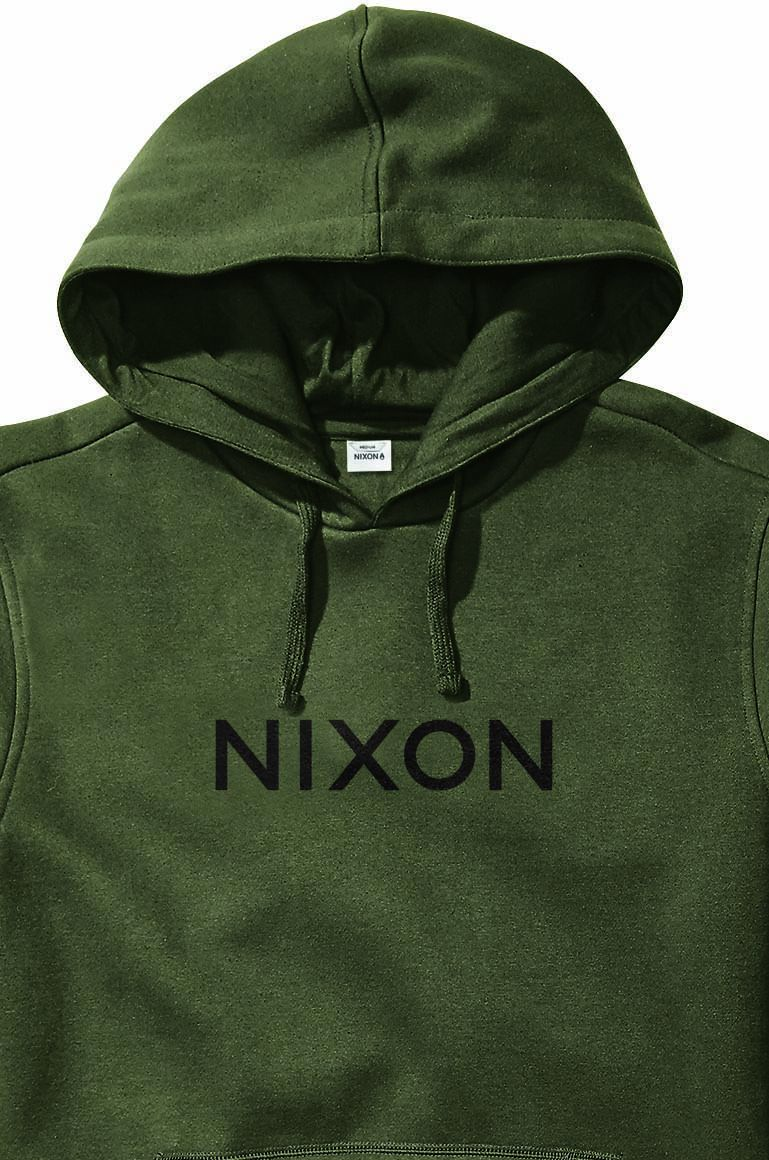 Sweat Capuz Nixon WORDMARK Surplus