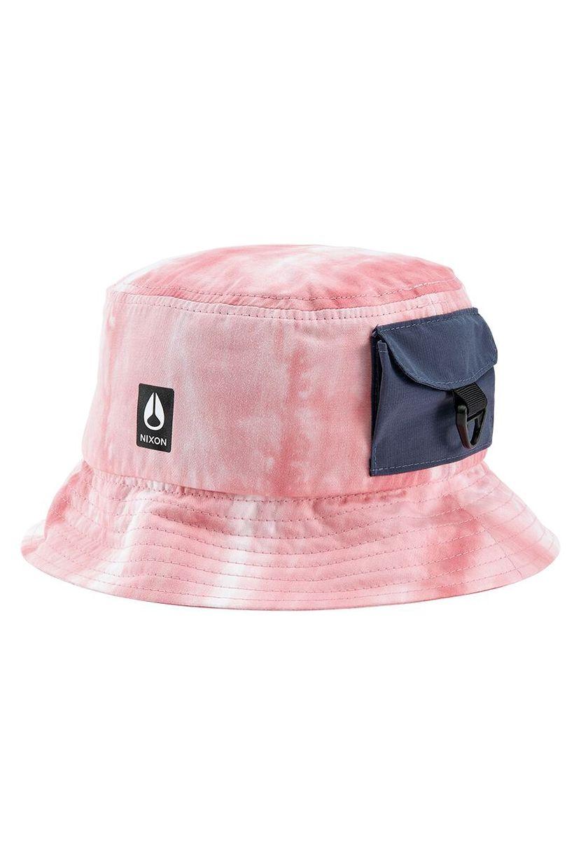 Nixon Cap TRIFLE BUCKET Pale Pink