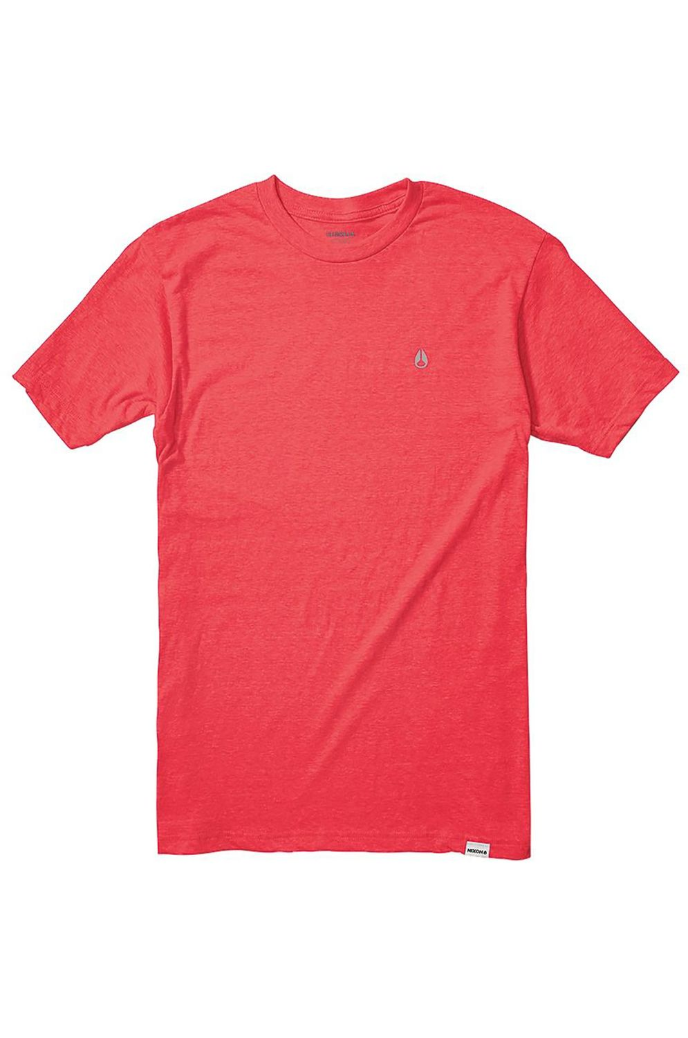 T-Shirt Nixon SPARROW Red Heather