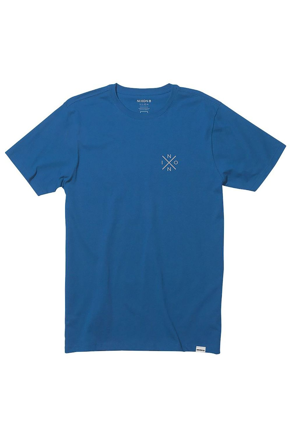 T-Shirt Nixon SPOT II Royal