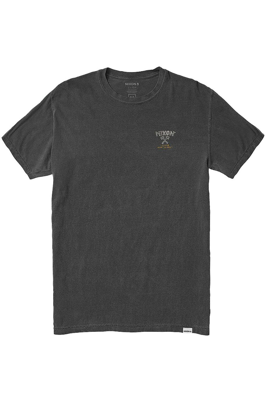 Nixon T-Shirt LOGGER Pepper