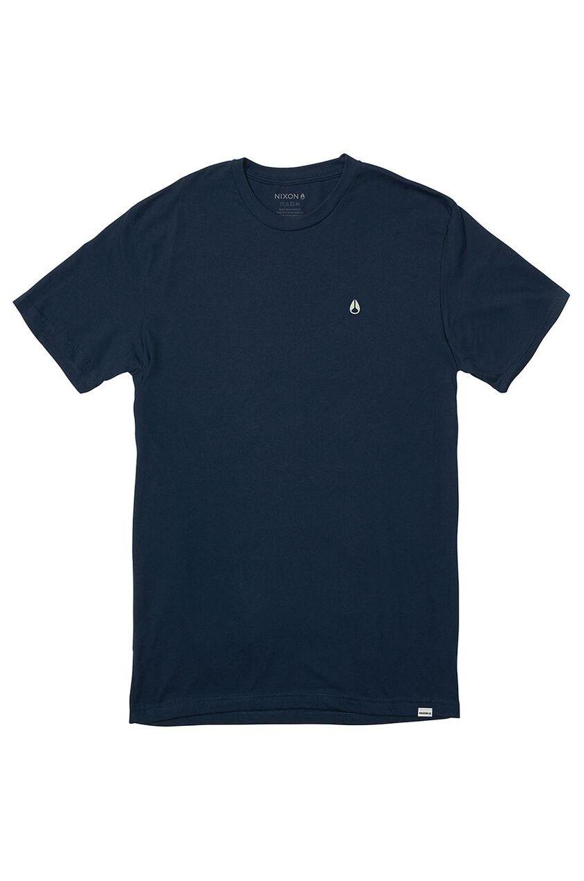 Nixon T-Shirt SPARROW - R Navy