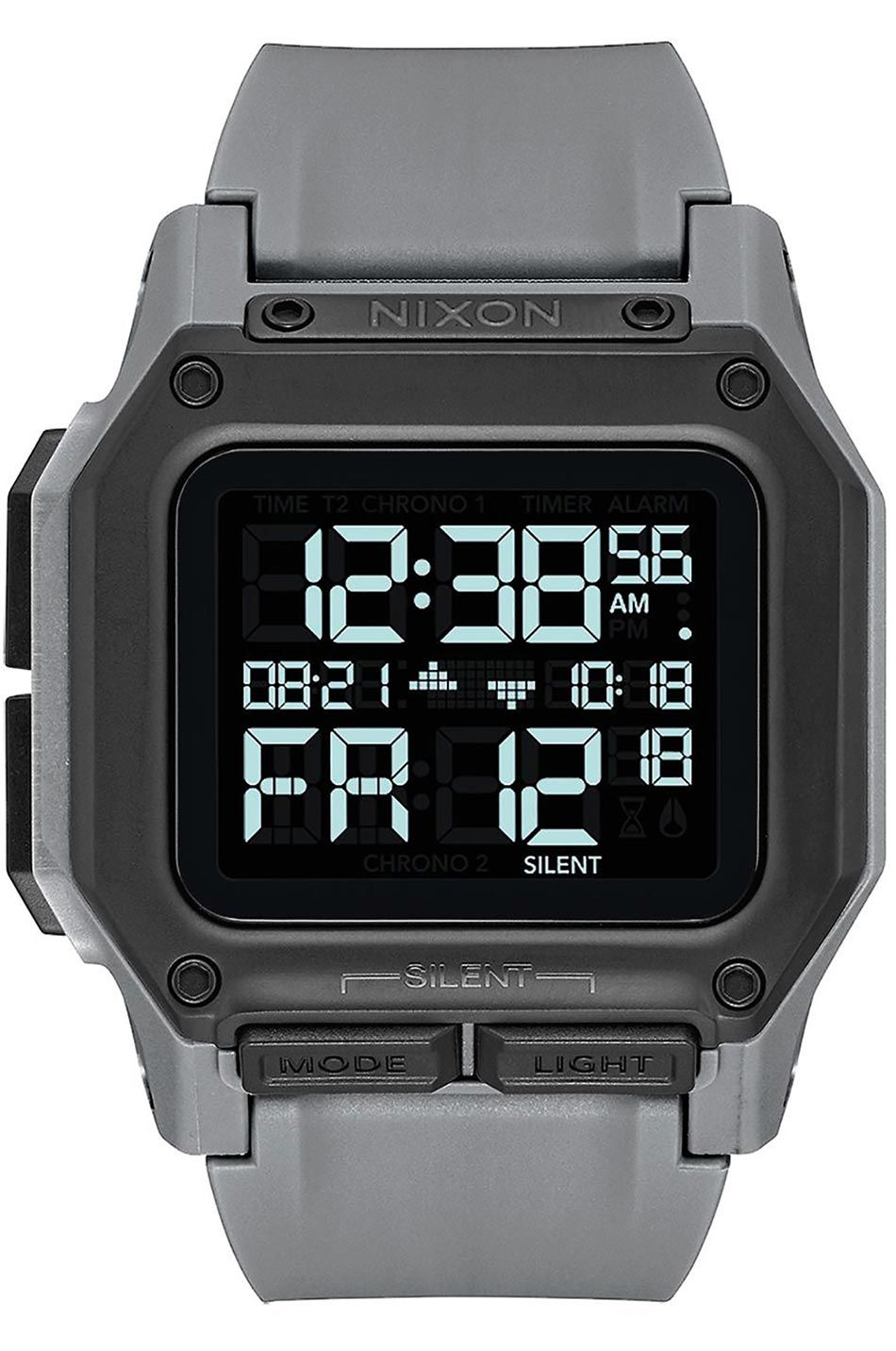 Relogio Nixon REGULUS All Gunmetal