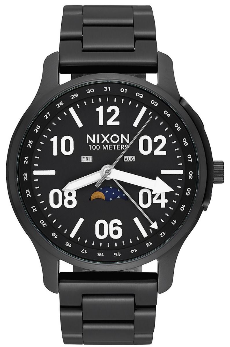Nixon Watch ASCENDER Black/Lum