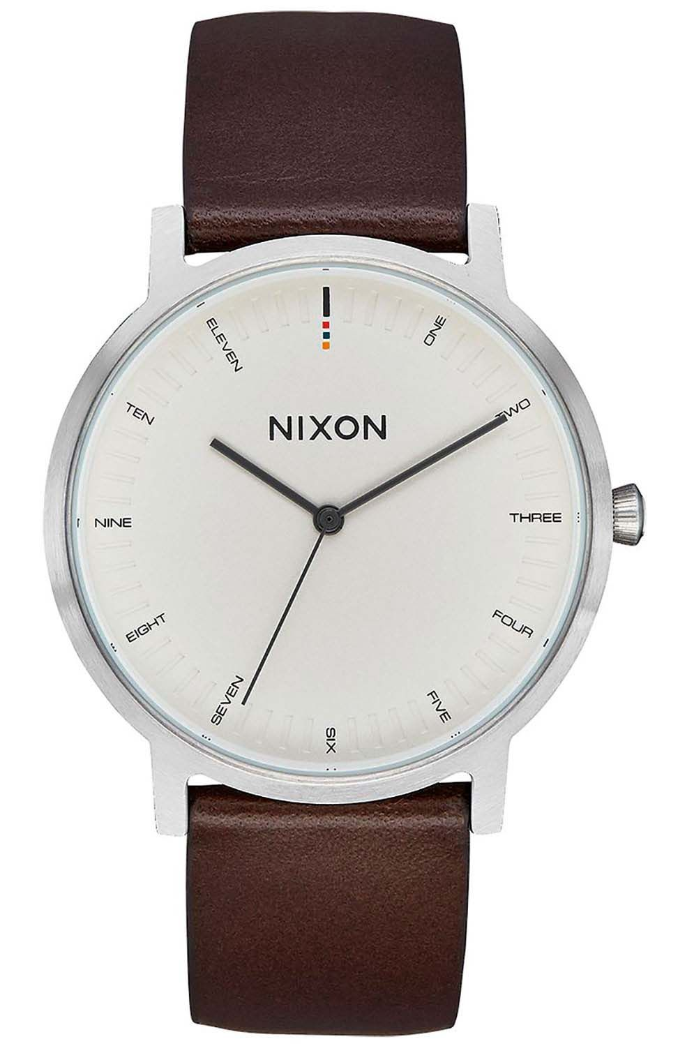 Relogio Nixon PORTER LEATHER Cream