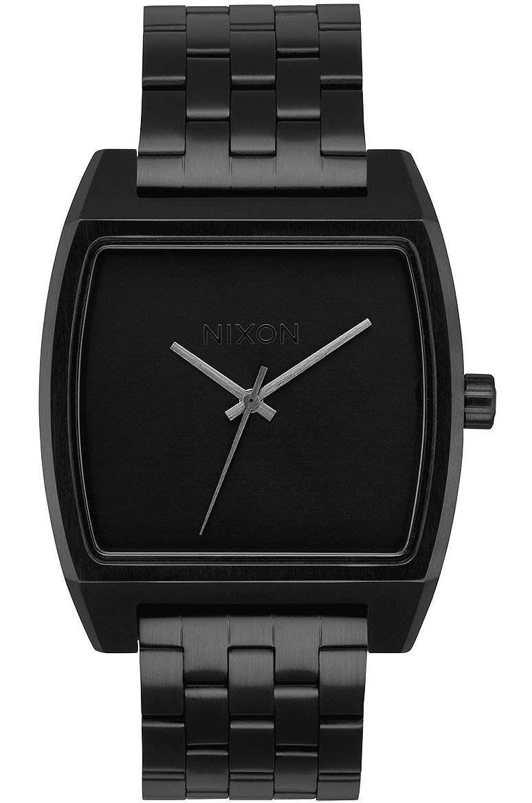 Nixon Watch TIME TRACKER All Black