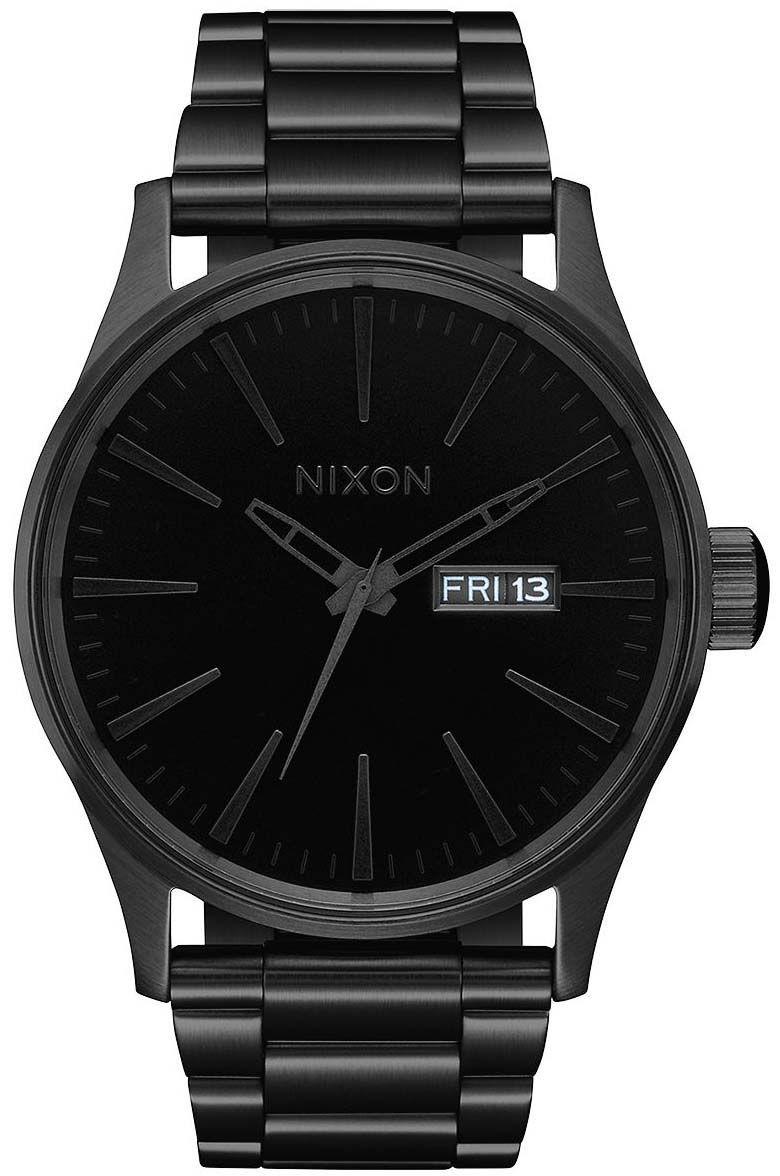 Relogio Nixon SENTRY SS All Black/Black