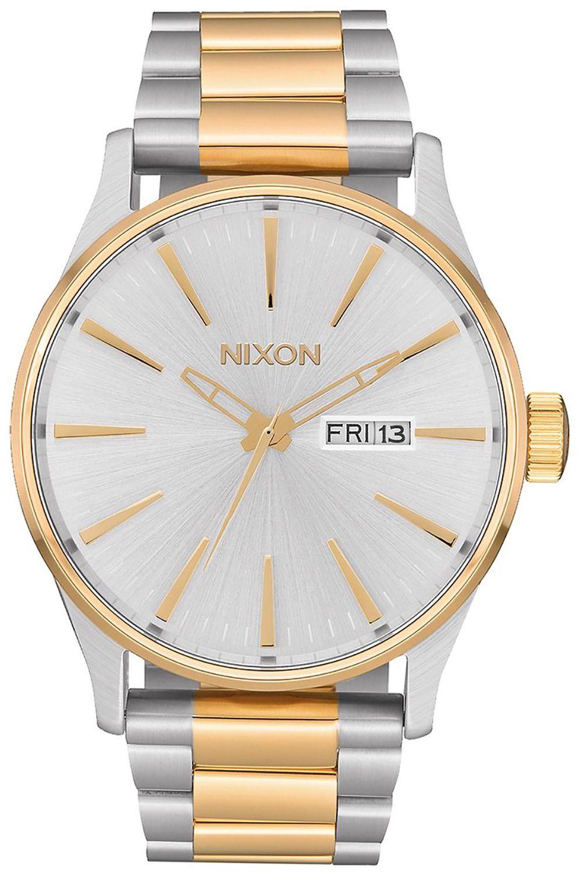 Nixon Watch SENTRY SS Silver/Gold
