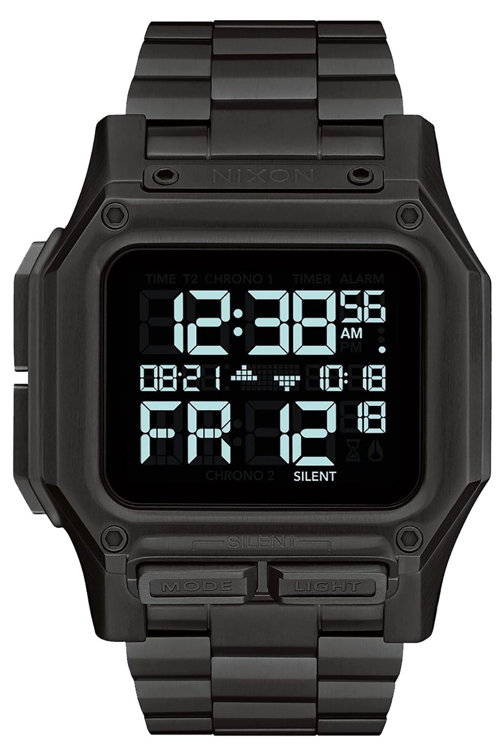 Nixon Watch REGULUS SS All Black